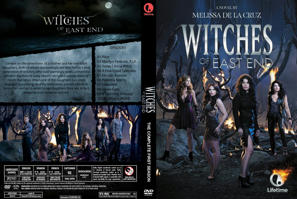 witches of east end staffel 3