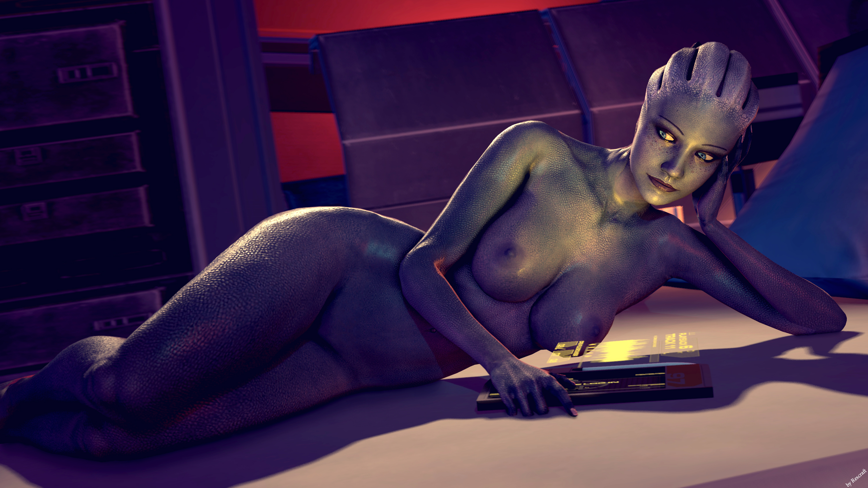 Mass effect liara sextoy erotic images
