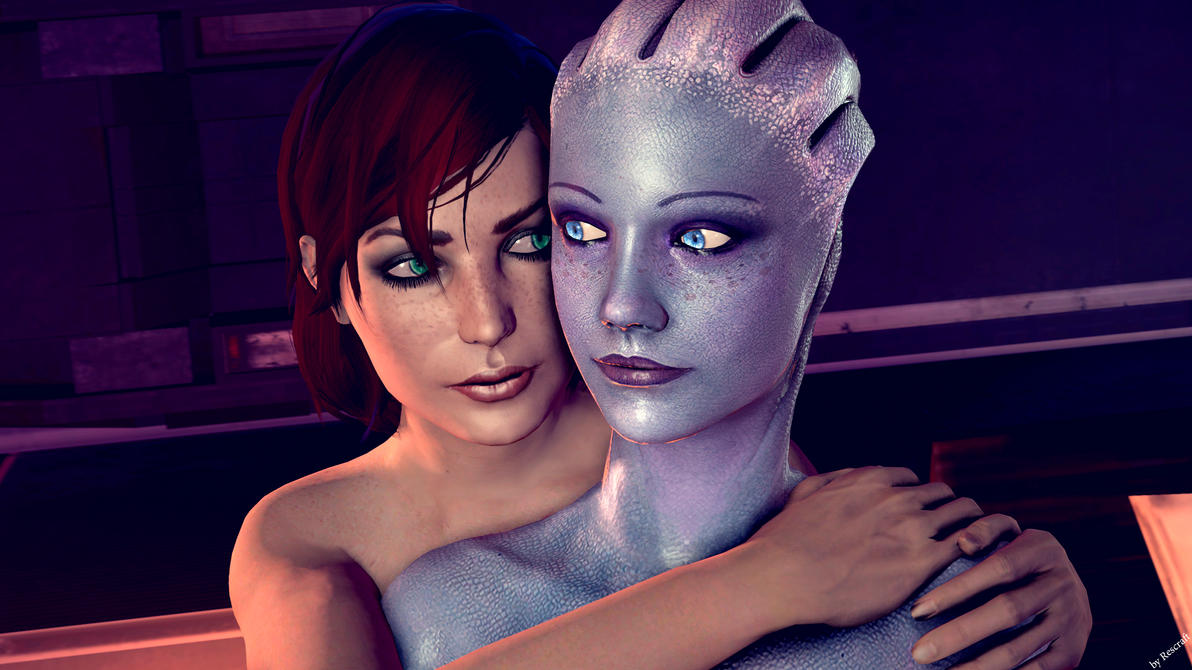 how to have sex with liara