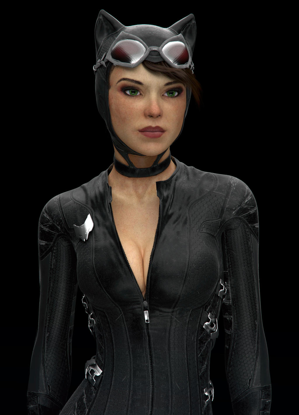 Catwoman 14 by Rescraft