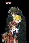 Oz, Alice y Gilbert-Render