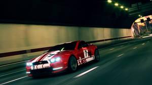 TrackMania 2 - Tunnel Blasting