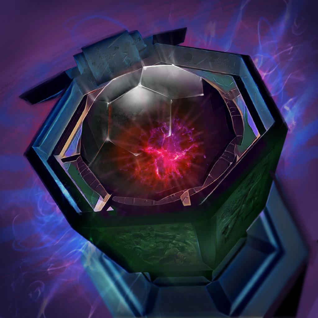 Shining Trapezohedron