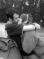 Couple Stock Kiss by Skittles52modelstock