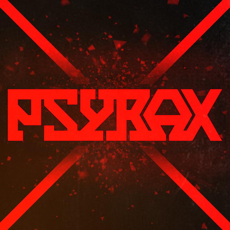 Psyrax logo by kay486