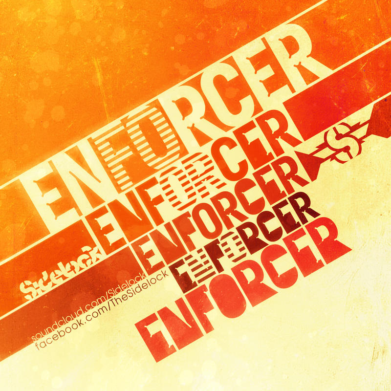 Enforcer COVER by kay486