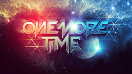 One More Time WALLPAPER by kay486