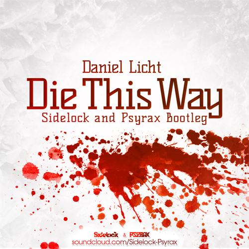 Die This Way COVER
