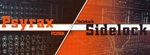 Psyrax and Sidelock HEADER by kay486