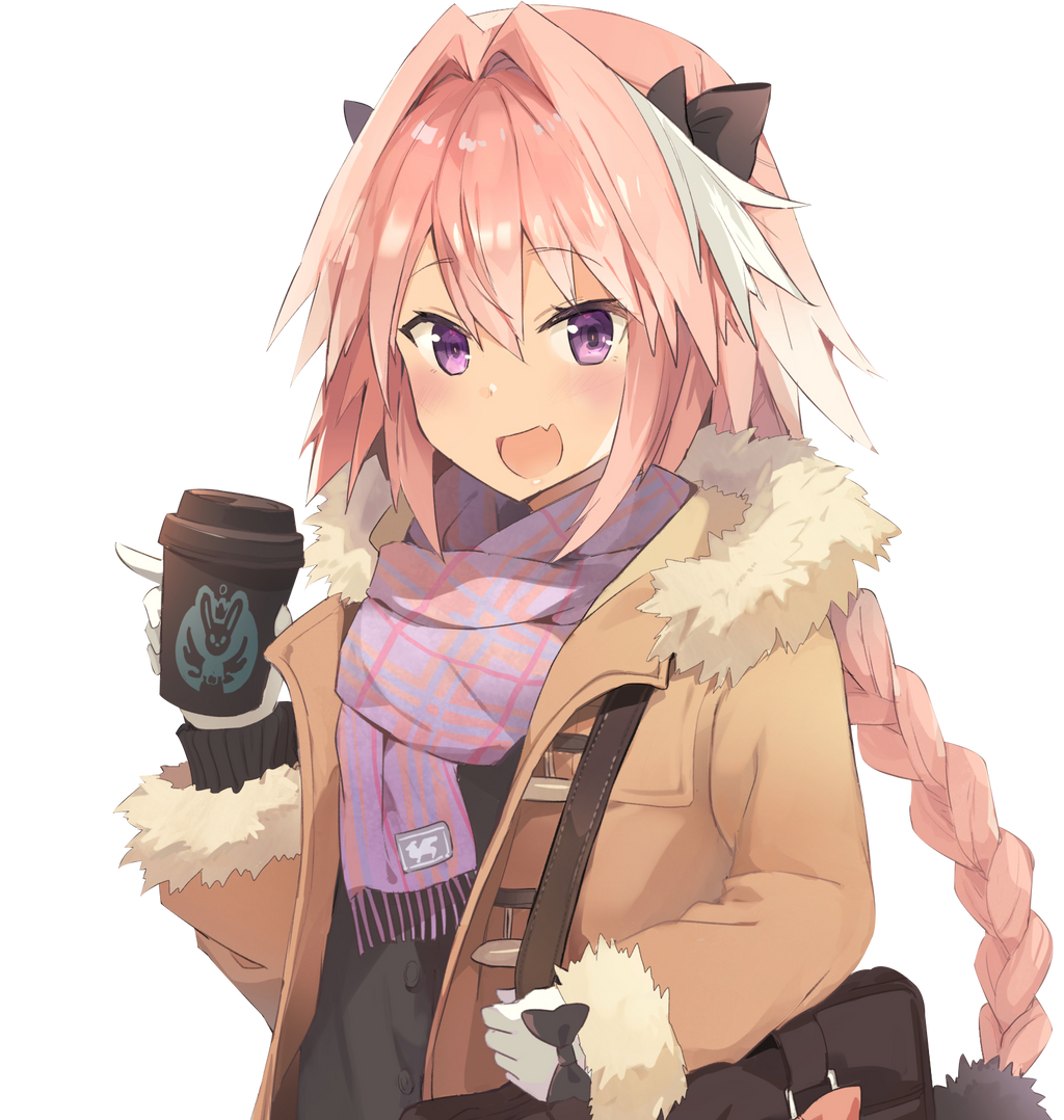 Astolfo Render - Fate/Apocrypha