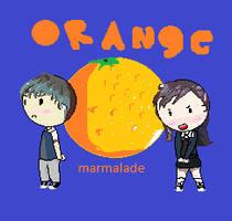 Orange Marmalade by piping-hot-studio