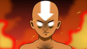 Avatar Aang by M123-ANIMATION