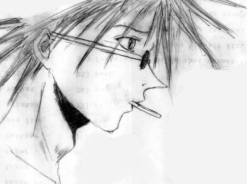 GetBackers: Midou Ban 2 by byakuyaWhiteNight