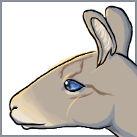 Icon: Cessiel LLAMA by byakuyaWhiteNight