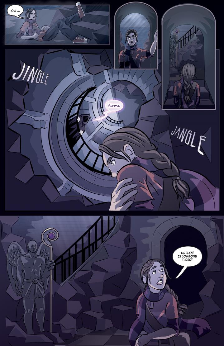 Infinite Spiral: Prologue 05 by novemberkris