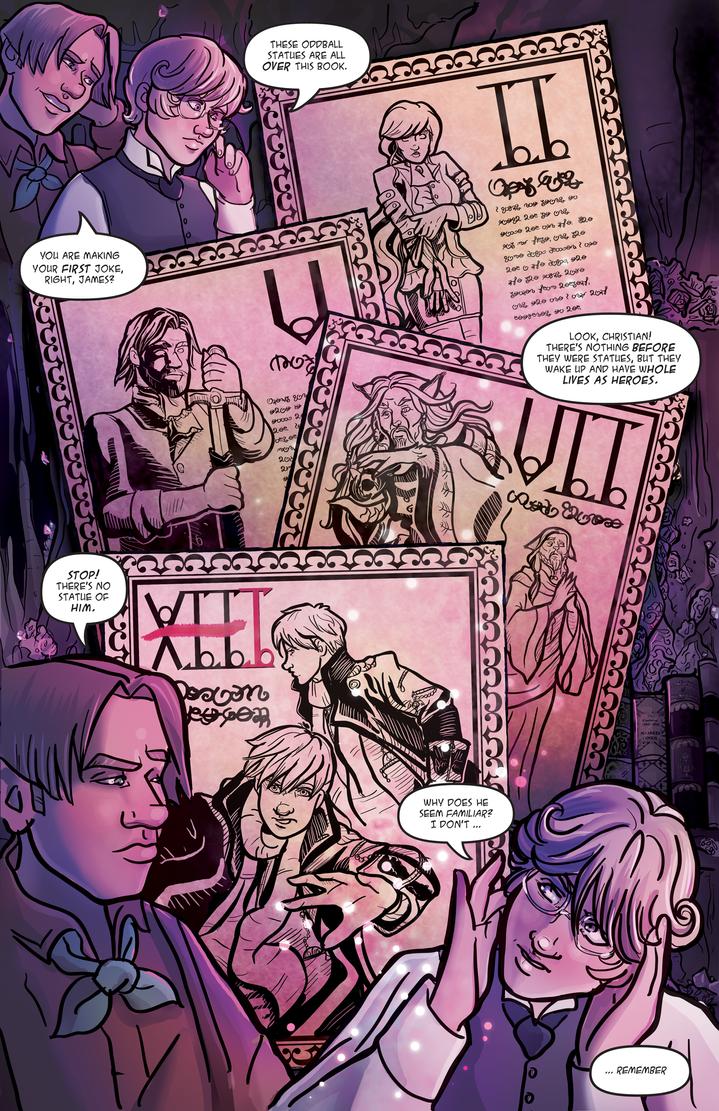 Infinite Spiral: Ch 01 Page 25 by novemberkris
