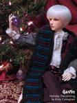Holiday Decorating with Gavin by novemberkris