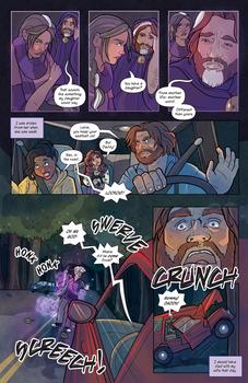 Infinite Spiral: Ch 03 Page 73