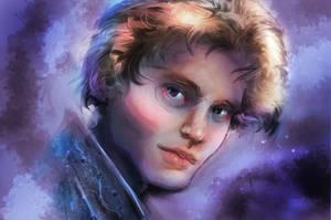 Universe at the Edge of Mind by novemberkris