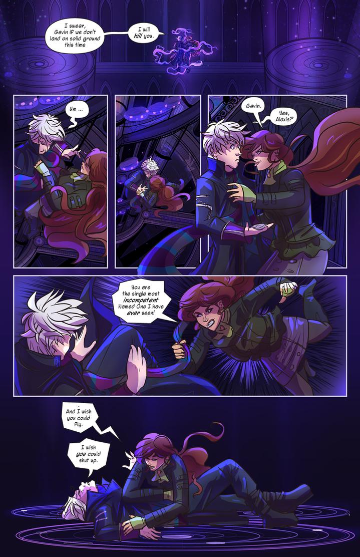 Infinite Spiral: Ch 03 Page 81 by novemberkris