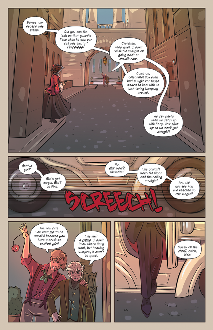 Infinite Spiral Chapter 4 Page 96 by novemberkris