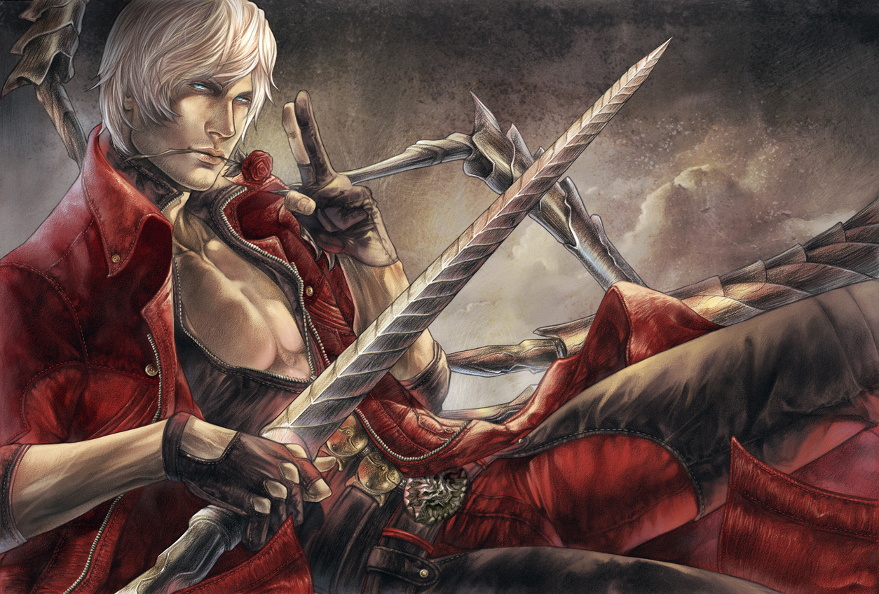 Dante by Zeilyan