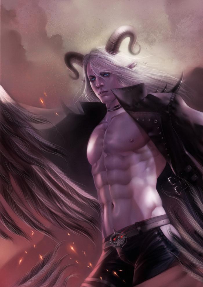 Mephistopheles by Zeilyan