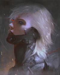 Raiden by Zeilyan