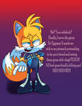 22. Miles: Eggman's Right Hand Man - Betrayal by DoctorDetectiveMike