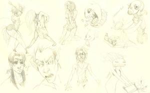 Sketchbook things