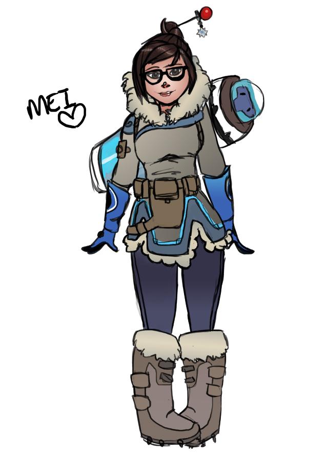 Mei by Enef