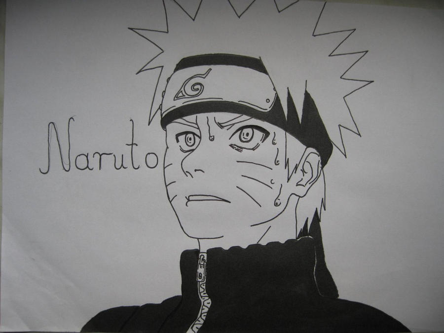 Naruto by bunio05