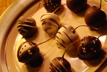TopShelf Chocolate Cherries by PRND3L