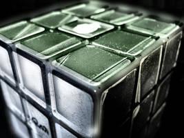 rubik's cube by Krix