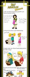 Hey Arnold Meme~ by TalyNH