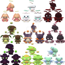 Chao Adoptables : Batch #2 [CLOSED]