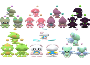 Chao Adoptables : Reduced Prices (2/7 OPEN!)