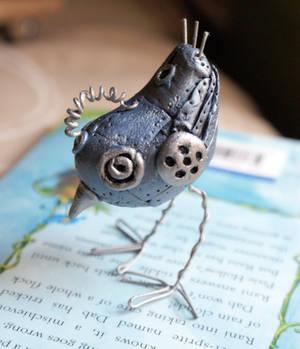 Mechanical Birdie