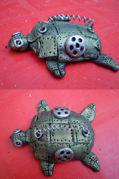 Mechanical Tortoise
