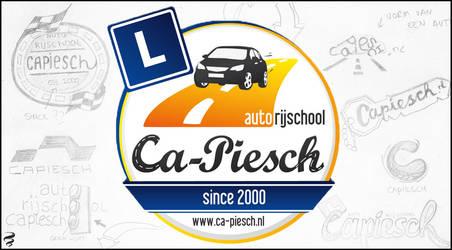 Ca-Piesch   Logo Driving School