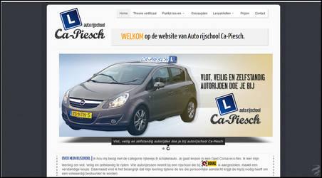 Ca-Piesch  Website Driving School