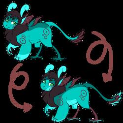 WYN- Rhys colors #1 by mintypupcake