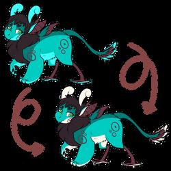 WYN- Rhys colors #2 by mintypupcake