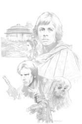 Star Wars FINAL by 6nailbomb9