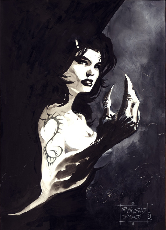 Voodoo Rich and Jim by 6nailbomb9
