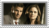 Bones TV Series Stamp by Hitomii