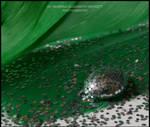 : Green :