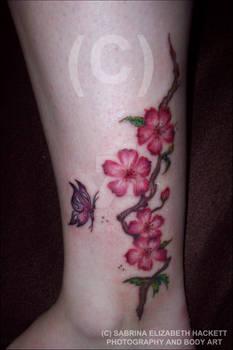 Blossom Tattoo