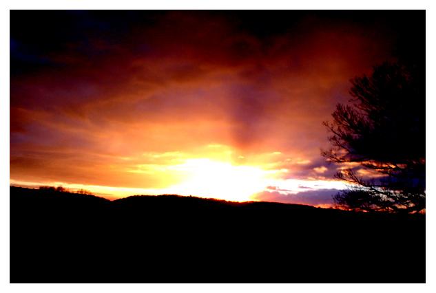 Sunset Celebration by Hitomii