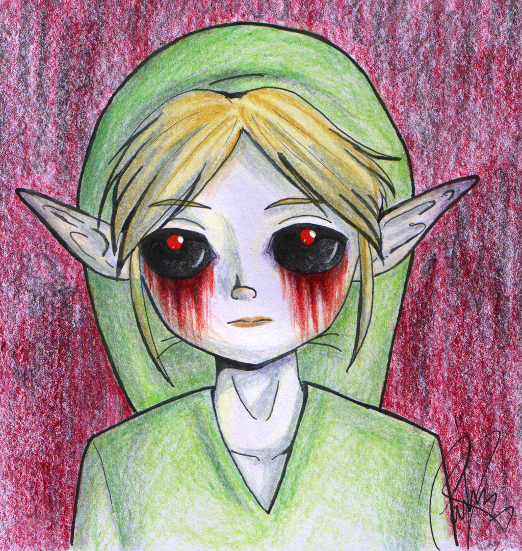 BEN Drowned by PamShindou on DeviantArt